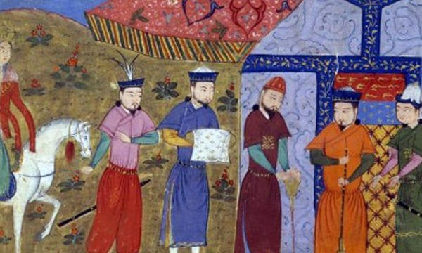 "Gengis Khan ""Temüjin"""