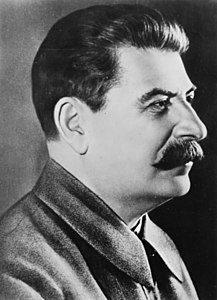 Stalin – Iosif Vissarionovič Džugašvili
