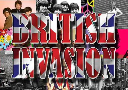 British invasion – Audiolibro