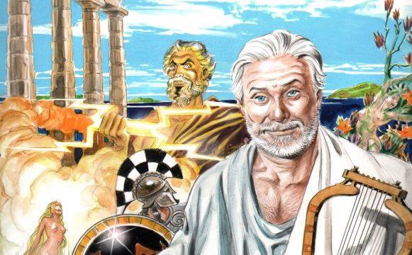 I grandi miti greci – Luciano De Crescenzo