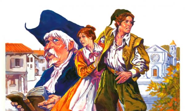 Manzoni – I promessi Sposi a fumetti – pdf