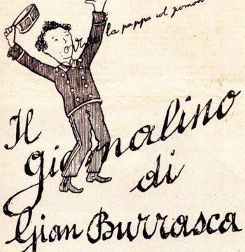 Il giornalino di Gian Burrasca – Audiolibro