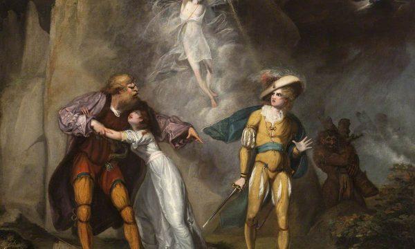 La tempesta (The Tempest) William Shakespeare