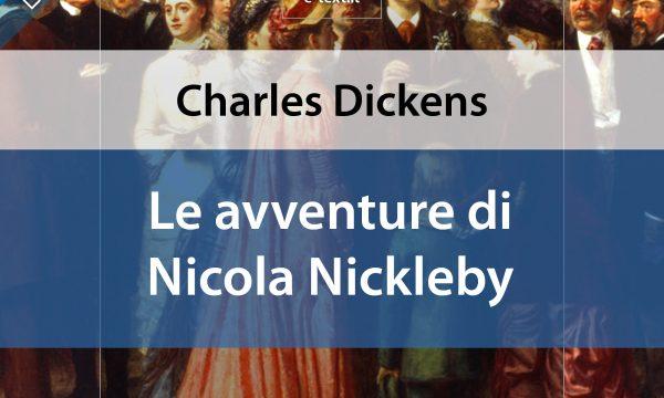 Le avventure di Nicola Nikelby