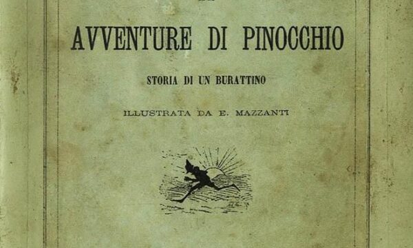 PINOCCHIO audiolibro